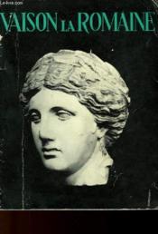 Vaison La Romaine - Couverture - Format classique