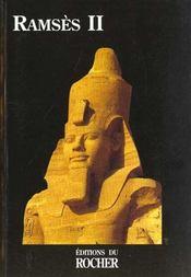 Ramses Ii - Intérieur - Format classique