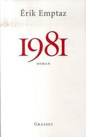 1981 - Intérieur - Format classique