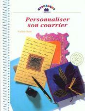Personnaliser son courrier - Intérieur - Format classique