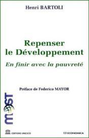 Repenser Le Developpement - Couverture - Format classique