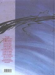 Integrale rouge de chine ; t.1 a t.4 - 4ème de couverture - Format classique