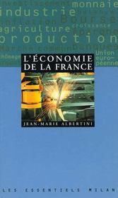 L'economie De La France - Intérieur - Format classique