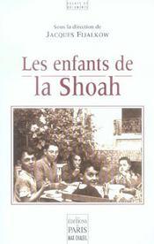 Les enfants de la shoah colloque de lacaune, 17-18 septembre 2005 - Intérieur - Format classique