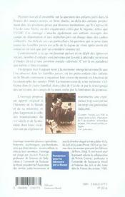 Les enfants de la shoah colloque de lacaune, 17-18 septembre 2005 - 4ème de couverture - Format classique