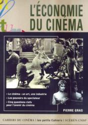 L'économie du cinéma - Couverture - Format classique