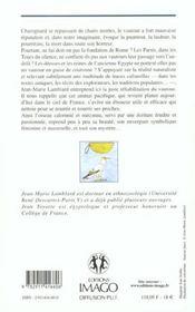Le Vautour - 4ème de couverture - Format classique