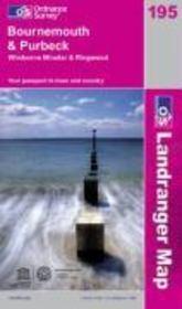 Bournemouth & Purbeck - Couverture - Format classique