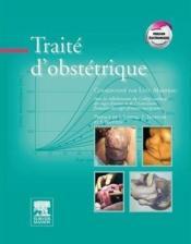 Traité d'obstétrique - Couverture - Format classique