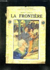 La Frontiere. - Couverture - Format classique