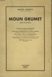 Moun Grumet (Mon Peloton) - Couverture - Format classique