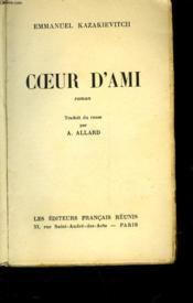 Coeur D'Ami - Couverture - Format classique