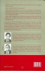 Les Investissements Directs Etrangers : Facteur D'Attractivite Et De Localisation - 4ème de couverture - Format classique
