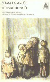 Le livre de Noël - Intérieur - Format classique
