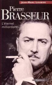 Pierre brasseur - Couverture - Format classique