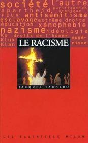 Le racisme - Intérieur - Format classique