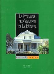 Le patrimoine des communes de la reunion - Intérieur - Format classique