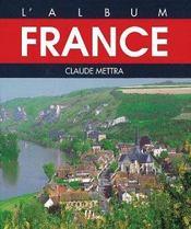 France - l'album - Intérieur - Format classique