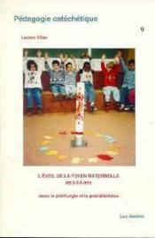 Eveil De La Foi En Maternelle - Couverture - Format classique
