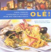 Ole ! tapas paellas gaspachos et sangrias - Intérieur - Format classique