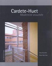 Cardete-huet modernite assumee - Intérieur - Format classique