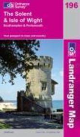 Solent & isle of Wight - Couverture - Format classique