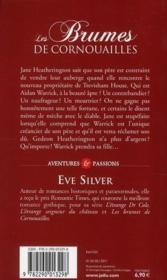 Les Brumes De Cornouailles By Eve Silver