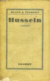 Hussein. - Couverture - Format classique