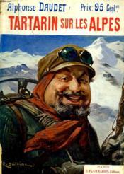 Tartarin Sur Les Alpes. - Couverture - Format classique