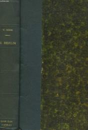 A Berlin. Journal D'Un Correspondant Americain 1934-1941 - Couverture - Format classique
