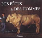 Des bêtes et des hommes - Intérieur - Format classique