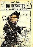 Le Don Quichotte N°104, Le loup devenu pasteur. - Couverture - Format classique