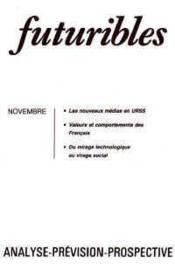 Futuribles No82 Novembre 1984 - Couverture - Format classique