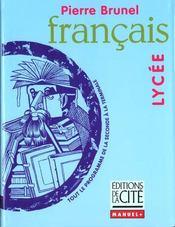 Francais Lycee - Intérieur - Format classique