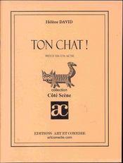 Ton chat - Intérieur - Format classique