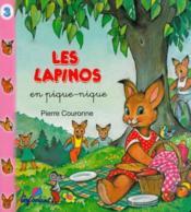 LAPINOS T.3 ; en pique-nique - Couverture - Format classique