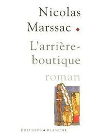 L'Arriere-Boutique - Intérieur - Format classique