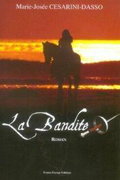 La bandite - Intérieur - Format classique