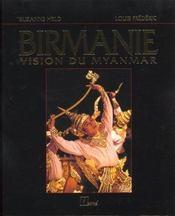 Birmanie ; vision du Myanmar - Intérieur - Format classique