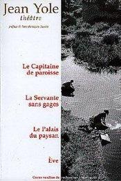 Theatre T5 Le Capitaine De Paroisse - Intérieur - Format classique