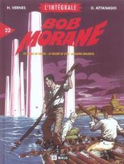 Bob Morane ; intégrale t.22 ; les tours de cristal ; le collier de Civa ; la galère engloutie - Intérieur - Format classique