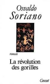 La Revolution Des Gorilles - Couverture - Format classique