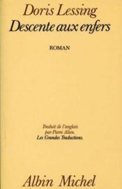 Descente Aux Enfers - Couverture - Format classique