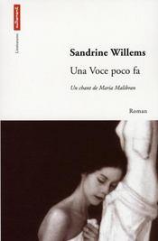 Una voce poco fa ; un chant de Maria Malibran - Intérieur - Format classique