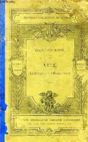 Vitae Excellentium Imperatorum - Couverture - Format classique