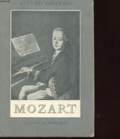 Mozart L'Homme Et L'Oeuvre - Couverture - Format classique