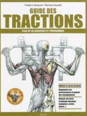 Guide des tractions - Couverture - Format classique