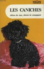 Les Caniches Chiens De Race, Chiens De Compagnie - Couverture - Format classique