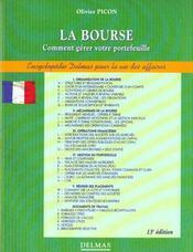 Bourse 13e - Intérieur - Format classique