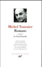 Romans ; le vent paraclet - Couverture - Format classique
